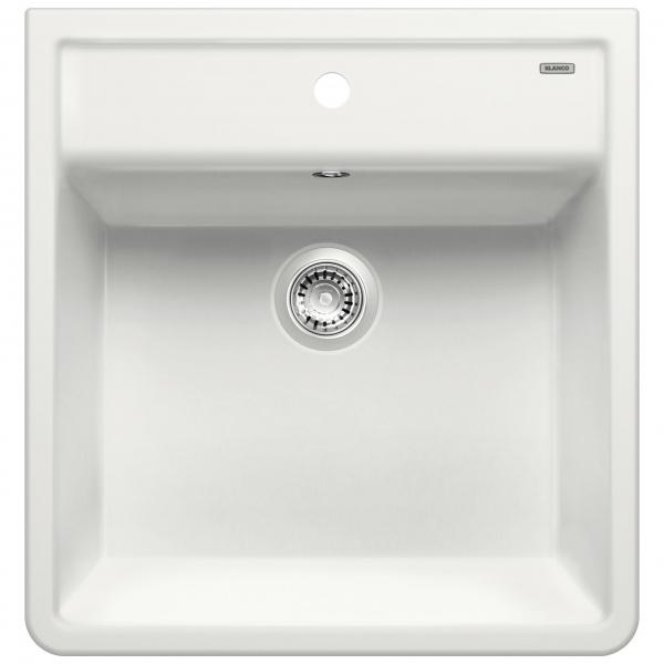 Blanco Eviye Panor 60 Country Kristal Beyaz 63 x 60 cm - 20BL514486