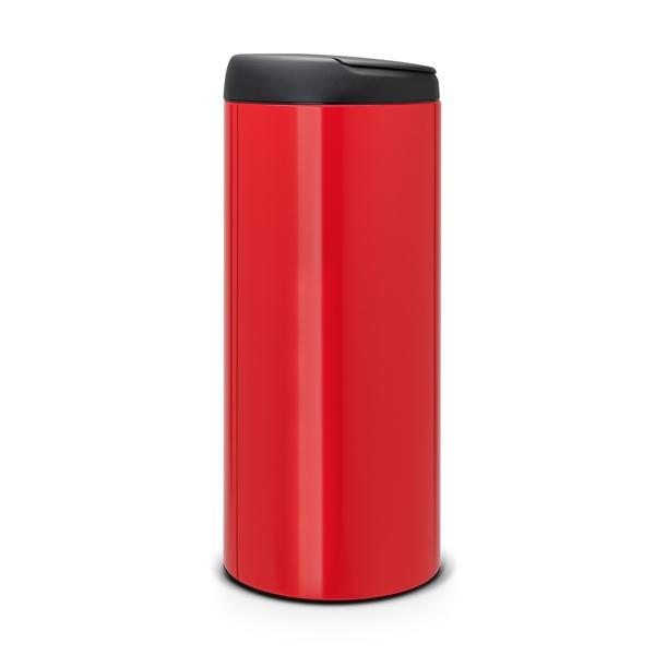 Brabantia Çöp Kutusu 30 litre Flipin Kırmızı 106903 - 20BRA106903