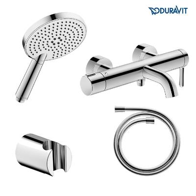 DURAVİT - Duravit C1 Banyo Bataryası Seti