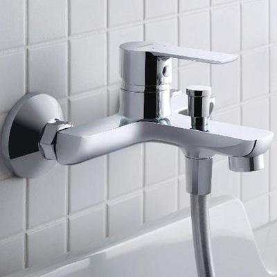 DURAVİT - Duravit A1 Duvardan Banyo Bataryası A15230000010 (1)