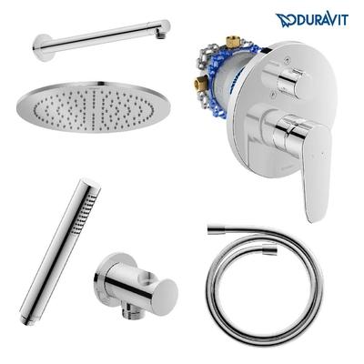 DURAVİT - Duravit B1 Ankastre Banyo Bataryası Seti