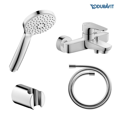 DURAVİT - Duravit B1 Banyo Bataryası Seti