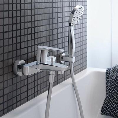 DURAVİT - Duravit B1 Duvardan Banyo Bataryası B15230000010 (1)