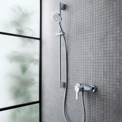 DURAVİT - Duravit B2 Duş Bataryası Seti (1)