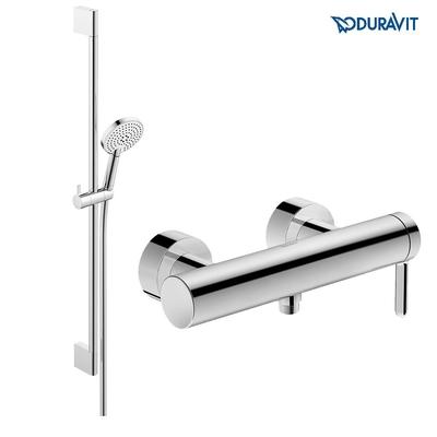 DURAVİT - Duravit C1 Duş Bataryası Seti