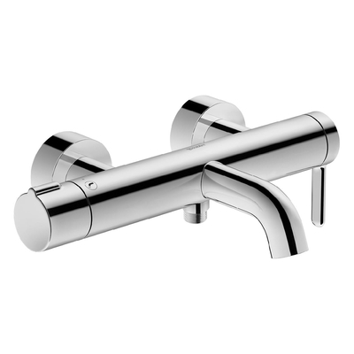 DURAVİT - Duravit C1 Duvardan Banyo Bataryası C15230000010