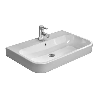 DURAVİT - Duravit Happy D.2 Etajerli Lavabo 65 x 50,5 cm, Beyaz 2318650027