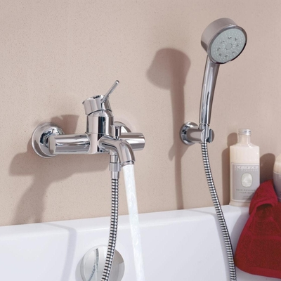GROHE - Grohe BauClassic Banyo Bataryası - 32865000 (1)