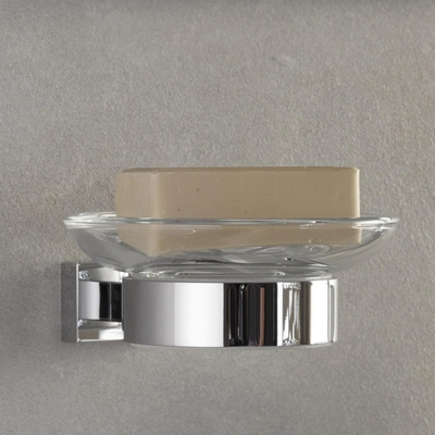 GROHE - Grohe Sabunluk İkili Set Essentials Cube Camı ve Tutacağı (1)