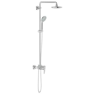GROHE - Grohe Euphoria Tek Kumandalı-Duş Bataryalı Duş Sistemi - 27473000