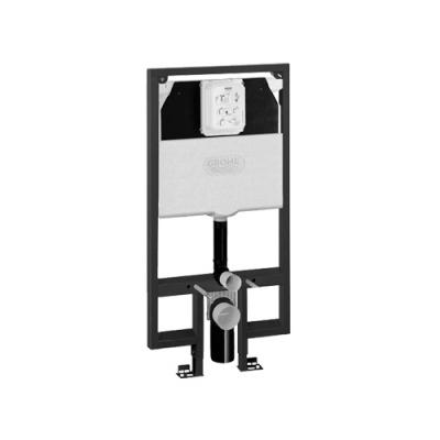 Grohe Rapid SL Gömme Rezervuar Alçıpan Tipi İnce 9,5 cm - 38994000 - Thumbnail 10GRO38994000