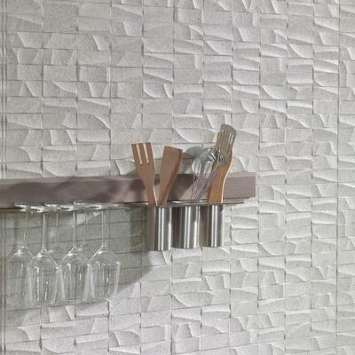 PORCELANOSA - Porcelanosa Duvar Karosu Mosaico Nantes Acero 45 x 120 cm (1)