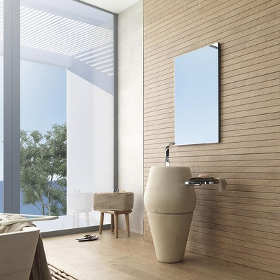 PORCELANOSA - Porcelanosa Liston Oxford Naturel Duvar Karosu 31,6 x 90 cm (1)